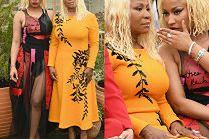Nicki Minaj zabrała mamę na nowojorski pokaz mody