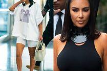Kim Kardashian podbija Nowy Jork w dwóch stylizacjach