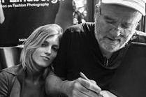 """Peter Lindbergh nie żyje. Anja Rubik żegna go na Instagramie: """"Nigdy nie zapomnę naszej pierwszej sesji"""""""