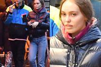 Zakochani Lily Rose Depp i Timothy Chalamet w drodze na urodziny Vanessy Paradis