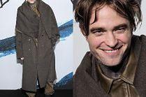 Robert Pattinson przebrał się za włóczęgę i poszedł na pokaz Diora