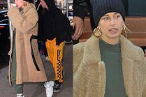 """""""Stylowi"""" państwo Bieber przemierzają chodniki Nowego Jorku"""