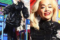 Rita Ora świętuje Dzień Dziękczynienia w puchówce za 8 tysięcy