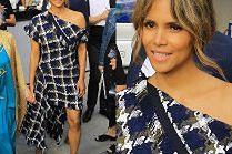 52-letnia Halle Berry odsłania ramię w sukni inspirowanej kocem