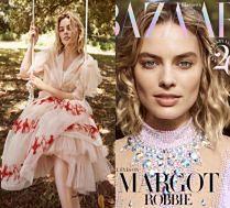 Margot Robbie walczy o Oscara na okładce