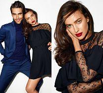 Irina Shayk wystąpiła w kampanii polskiej marki!
