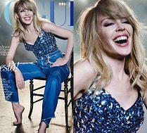 Dziewczęca Kylie Minogue w sesji dla hiszpańskiego