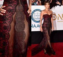 Krocze 51-letniej Halle Berry na rozdaniu nagród!