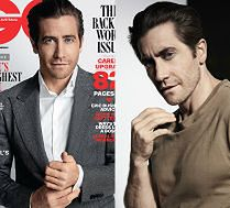 37-letni Jake Gyllenhaal pozuje dla australijskiego