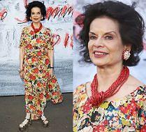 73-letnia (!) Bianca Jagger bawi się na imprezie w galerii
