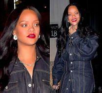 Zrelaksowana Rihanna przywraca modę na