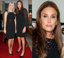 Ponura Caitlyn Jenner promuje młodą kochankę na otwarciu sklepu