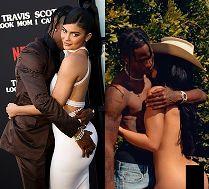Kylie Jenner pozuje z nago w