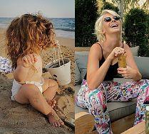 Edyta Pazura chwali się wakacyjnym zdjęciem córki. Fani w szoku: