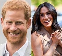 Książę Harry jest zachwycony formą Meghan Markle po porodzie. Publicznie pochwalił jej figurę