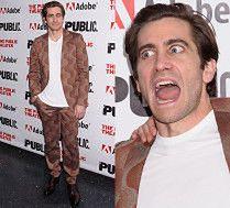 Jake Gyllenhaal stroi miny w garniturze za 6 tysięcy
