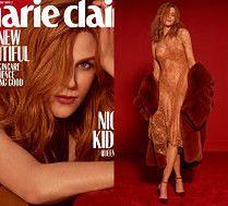 Nicole Kidman na nowej okładce znów ma 30 lat
