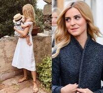 Kasia Tusk pokazała córkę na Instagramie. Fani komentują: