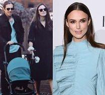 Keira Knightley urodziła w tajemnicy drugie dziecko? Paparazzi przyłapali ją z wózkiem... (FOTO)