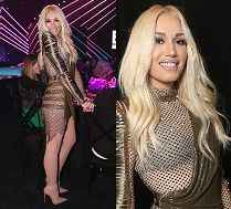 Wyprasowana Gwen Stefani chwali się idealną figurą w sukience Balmain