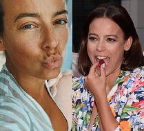 Anna Mucha bez makijażu przesyła całuski na Instagramie. Fani sceptyczni: