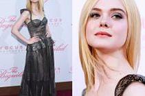 """19-letnia Elle Fanning na premierze """"The Beguiled"""""""