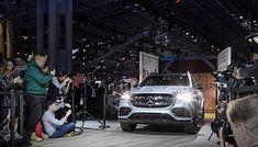 Mercedes zazwyczaj był jedną z ważniejszych gwiazd New York Auto Show.