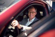 Andreas Bovensiepen, szef firmy Alpina