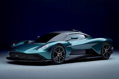 Aston Martin Valhalla (2023)