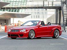 Powstało zaledwie 80 egzemplarzy Mercedesa CLK DTM AMG Cabrio