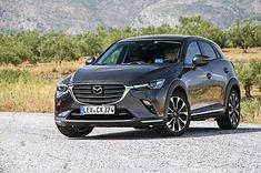 Mazda CX-3 to jedno z najlepiej wyglądających aut w swojej klasie