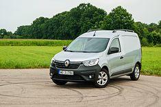 Renault Express to w jakimś sensie Dacia Dokker w przebraniu, ale znacznie nowocześniejszy