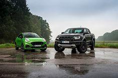Dwa skrajne modele, które łączy to, że dają dużo frajdy z jazdy i można je nazwać SUV-ami