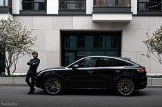 Porsche Cayenne Turbo S e-hybrid Coupe i Mariusz Zmysłowski