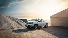 Dacia Duster pick-up już trafiła do sprzedaży. Niestety nie w Polsce.