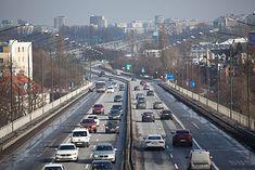 Trasa Łazienkowska w Warszawie