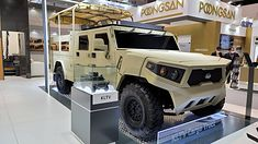 KLTV to jeden z przykładów wojskowej działalności Kii