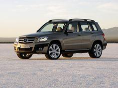 Mercedes GLK nie miał poprzednika, a następcą jest model GLC