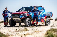 Kuba Przygoński będzie jedynym reprezentantem Polski w kategorii samochodów terenowych w tegorocznym Dakarze. Pilotować go będzie Timo Gottschalk.