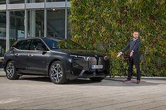 BMW iX (2021) i autor tekstu
