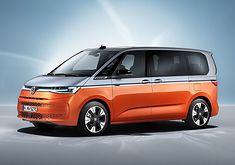 VW Multivan T7 (2021)