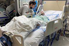 Jimmy Lewin w szpitalu