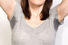 Nadmierna potliwość to objaw zaburzeń hormonalnych