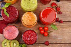 Soki, nektary i napoje