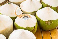 Im młodszy kokos, tym lepszy