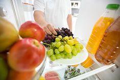 Owoce w lodówce