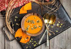 Zupa z dyni na odchudzanie
