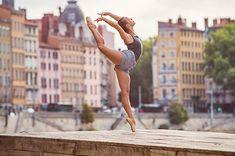 Na zdjęciu: baletnica