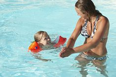 3-4 lata - to właściwy moment na rozpoczęcie nauki pływania