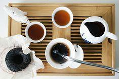 Na zdjęciu: Herbata Pu-erh